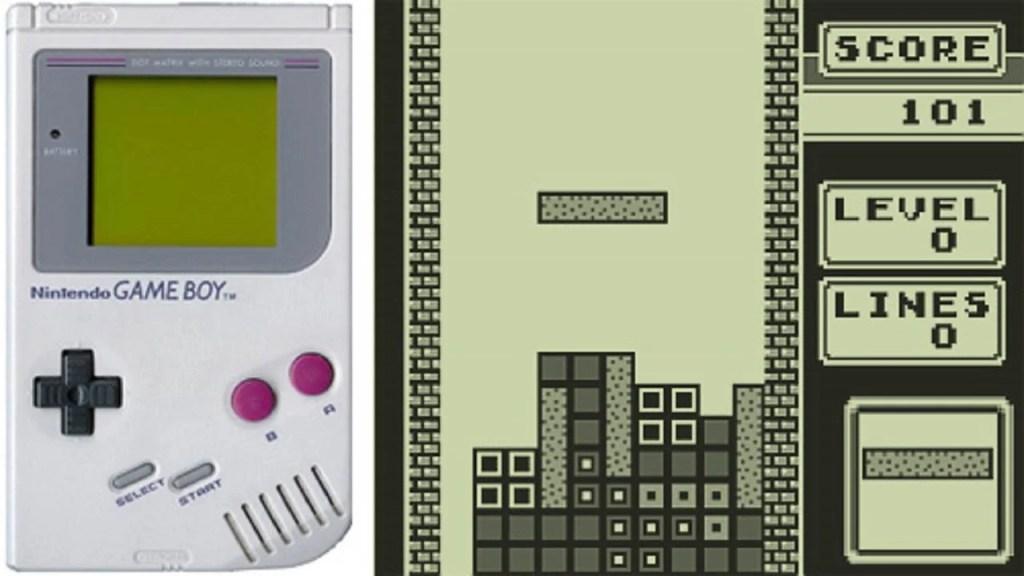 Tetris foi um dos maiores sucessos de vendas do Game Boy