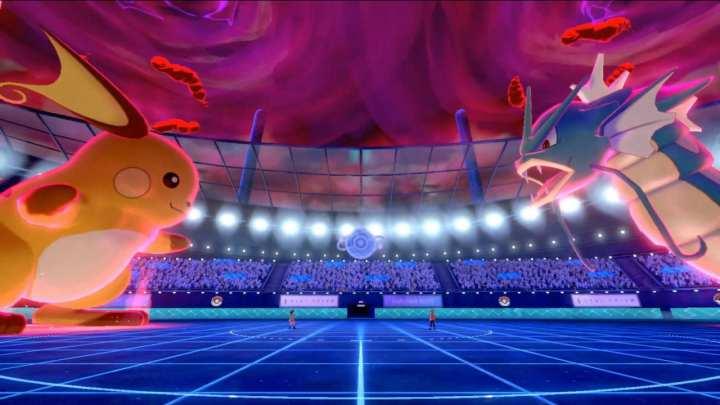 Batalhas com Pokémon gigantes estarão presentes