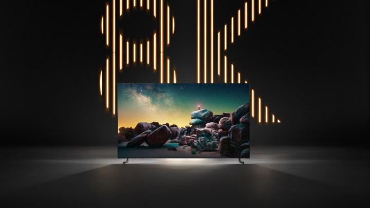 QLED 8K da Samsung disponível no Brasil