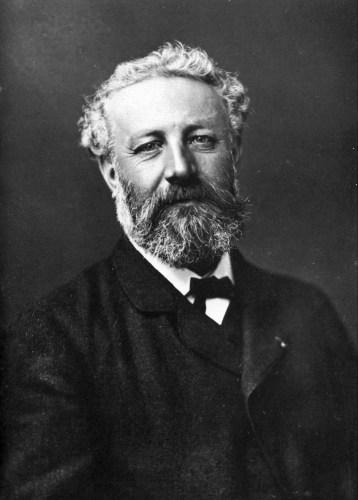 Jules Verne autor de ficção científica