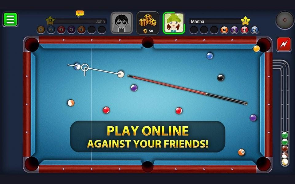 8 Ball Pool é um clássico que já ficou entre os mais queridos do Android