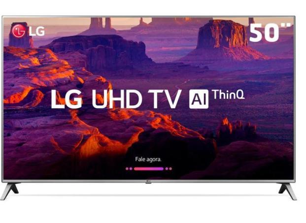 O pacote ainda conta com um Painel IPS e tecnologia HDR, deixando as cores mais vivas e reais. Uma das TVs mais buscadas no mês de maio