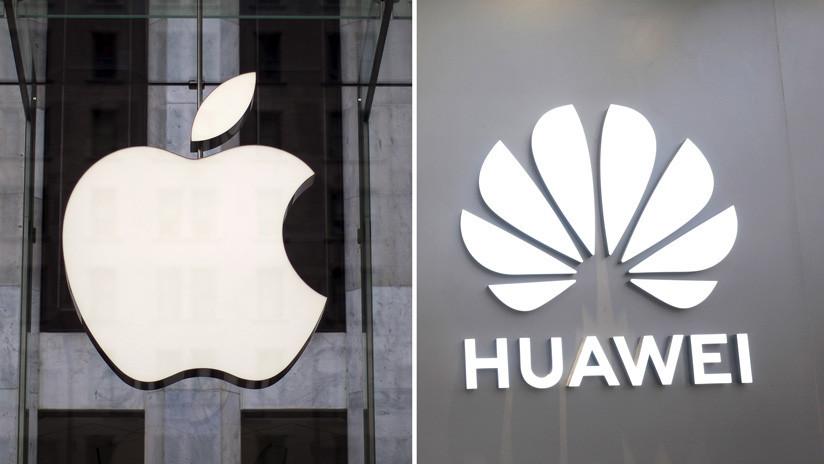 Na China a Apple tem perdido espaço para a Huawei