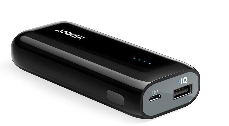 Powerbank portátil que cabe no bolso