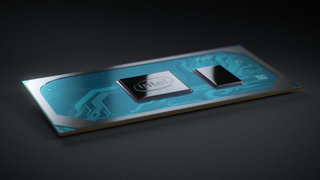 Arte da 10ª geração de processadores da Intel