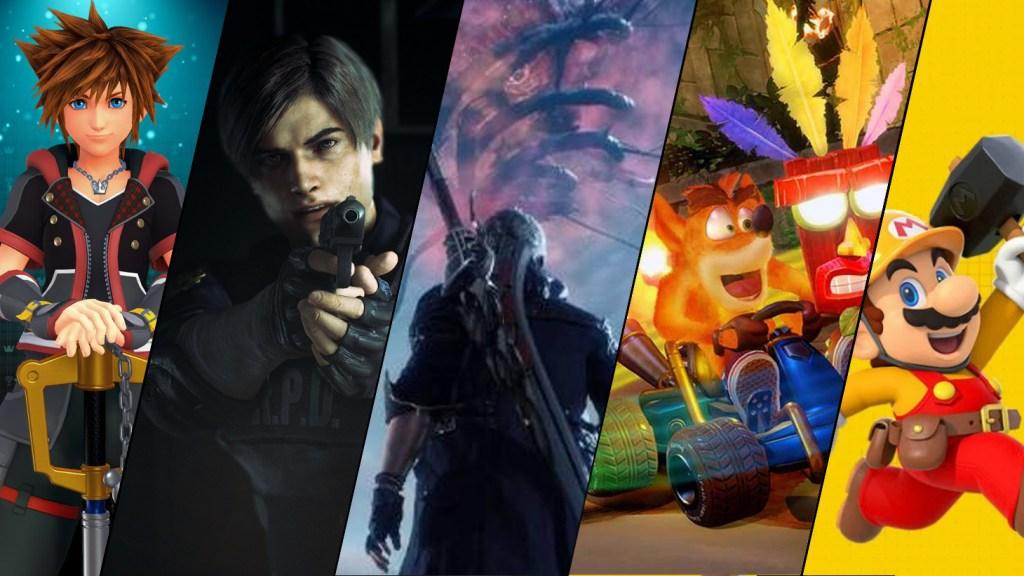 A lista dos melhores jogos de 2019 não foi fácil decidir