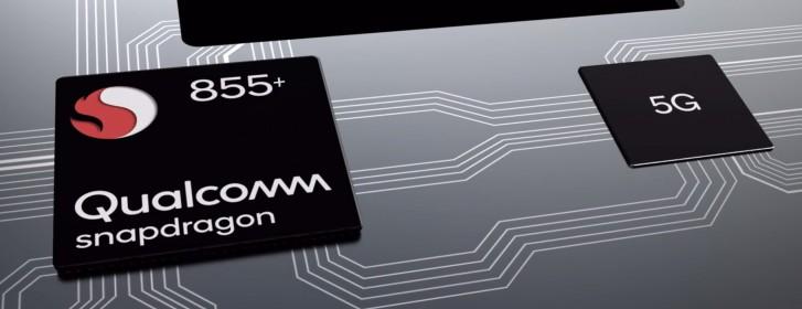 Novo chip Snapdragon 855 Plus - Imagem
