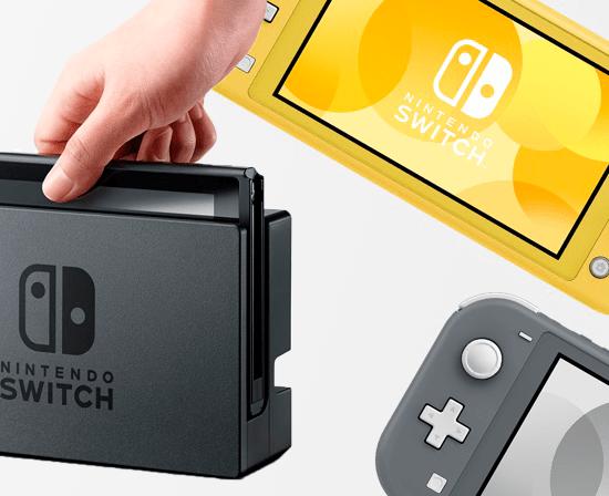 Nintendo Switch Lite x Switch (2017): o que muda entre eles? 10