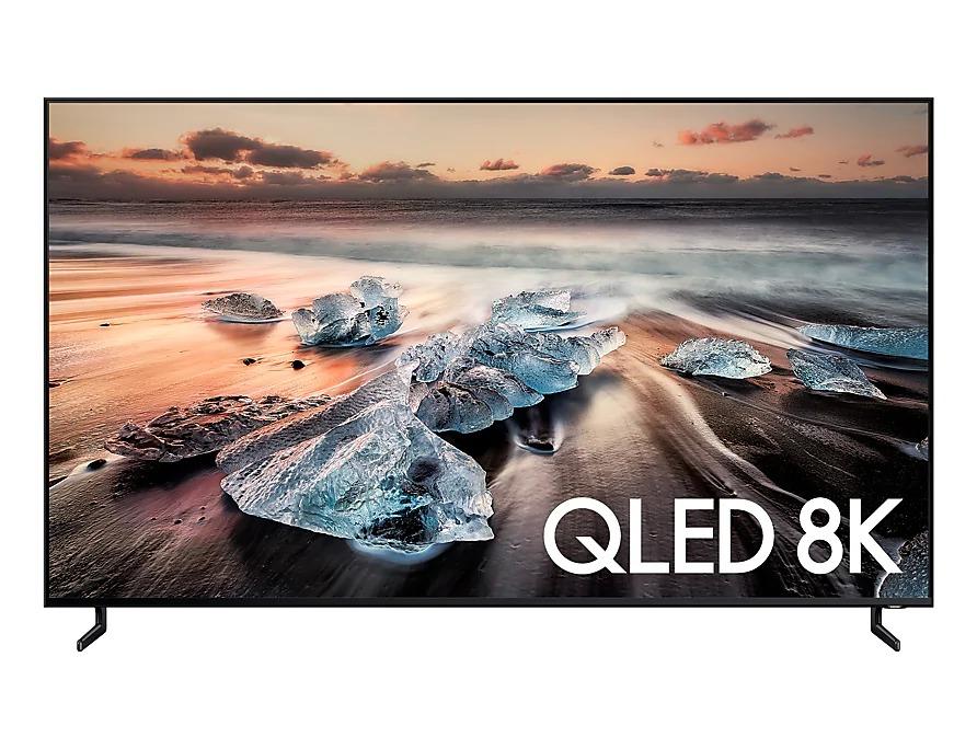 A Q900 é a primeira TV 8K a chegar no Brasil