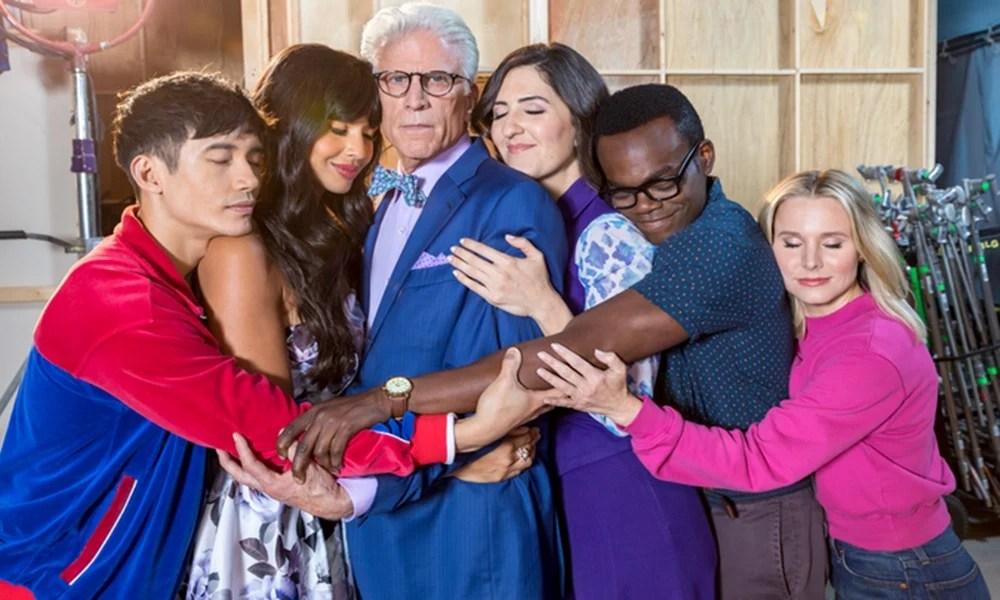 The Good Place é uma série onde a amizade se faz muito presente para encarar os desafios