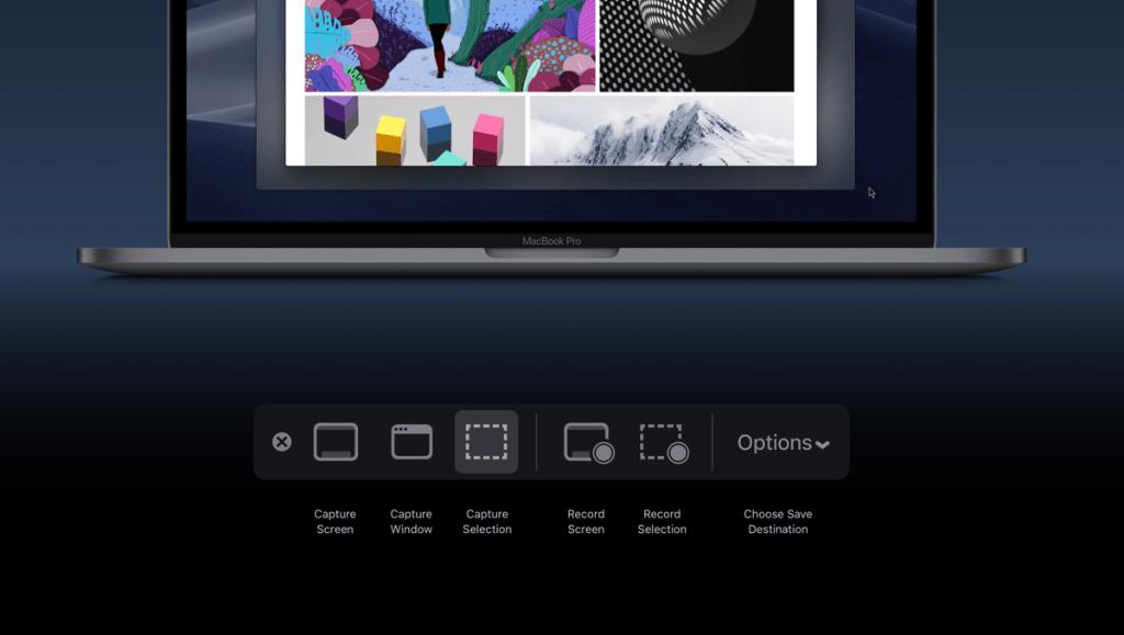 Desde o lançamento do macos mojave, gravar a tela do mac ficou muito mais simples
