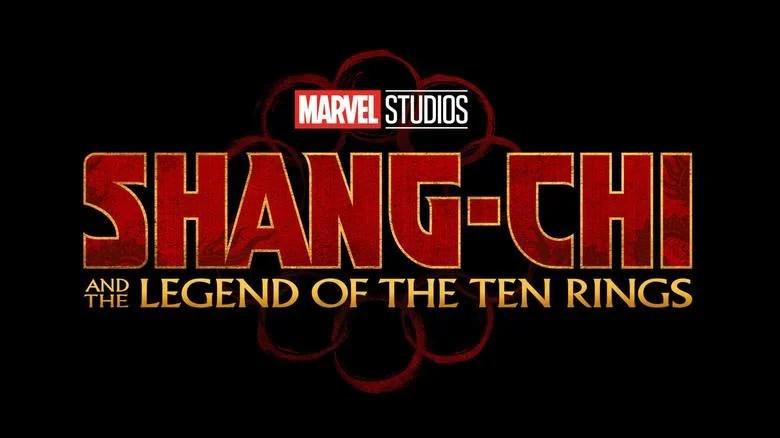 Título oficial de Shang-Chi, da Marvel.