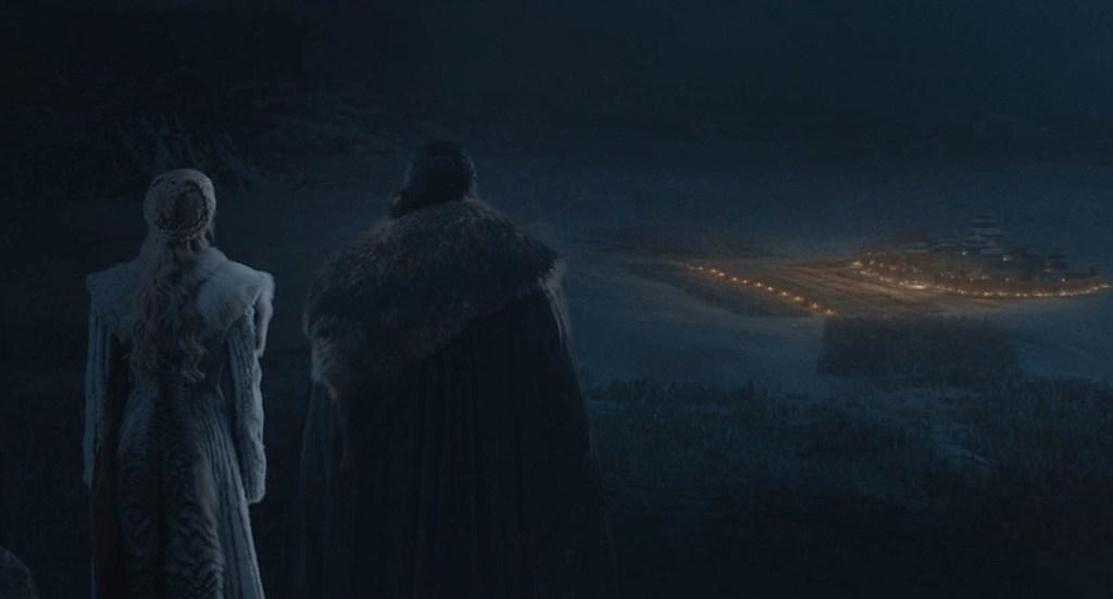 """""""The Long Night"""", episódio de Game of Thrones"""