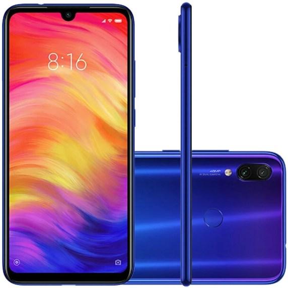 Xiaomi Redmi Note 7 Design