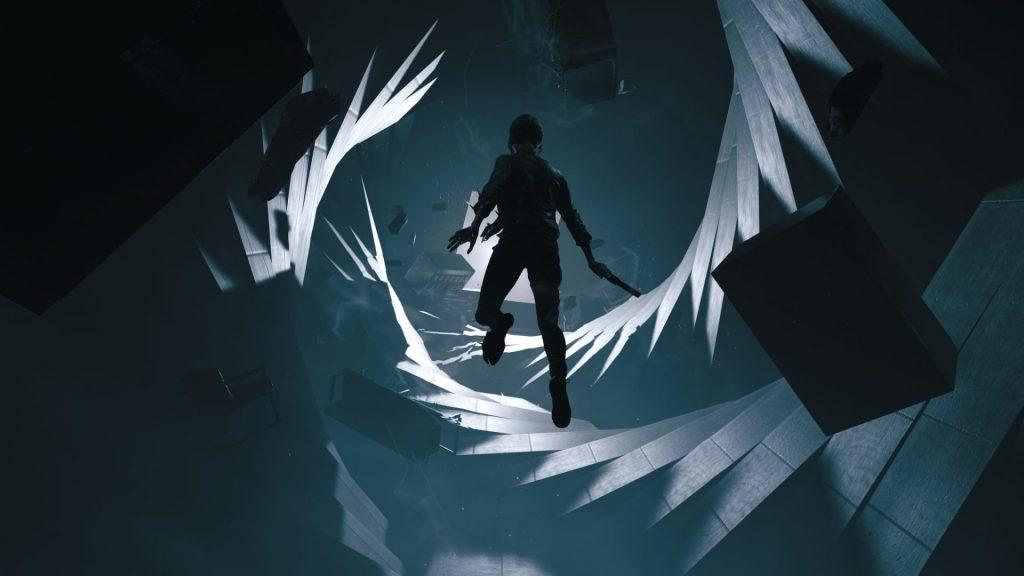 Foto mostra um dos ambientes distorcidos presentes em Control, com paredes que se movem, locais que se mexem, guardando um segredo após o outro.