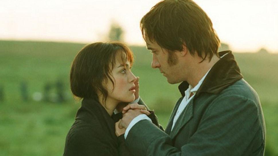 Orgulho e Preconceito é um dos clássicos filmes românticos mais populares de todos os tempos