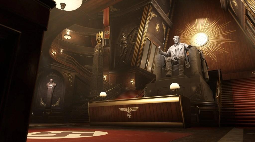 Muitos dos cenários lembram visuais já vistos nos games anteriores