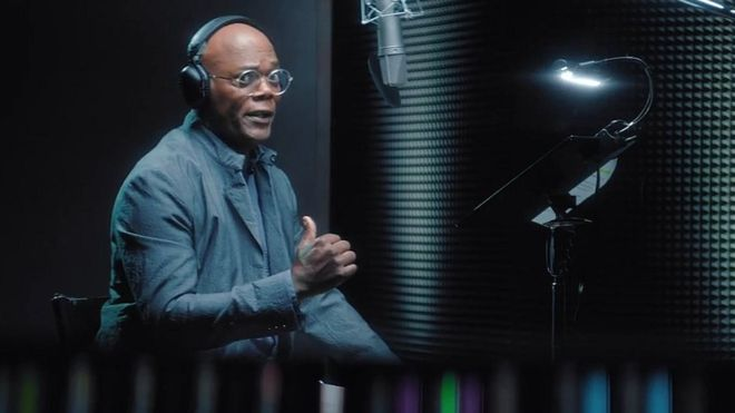 Amazon Hardware Event 2019 - Samuel L Jackson