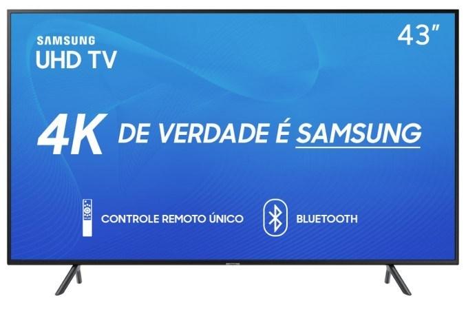 Smart TV Samsung 43RU7100