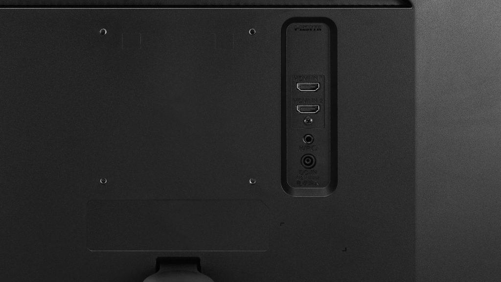 Conexões do Monitor LG 29WK500-P