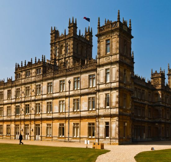 Você já pode alugar o Castelo de Downton Abbey pelo Airbnb 5