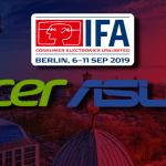 IFA 2019: Acer e Asus lançam notebooks gamer com taxa de atualização de 300Hz 2