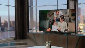 Huawei Vision: smart TVs da Huawei chegam com HarmonyOS e câmera pop-up 3