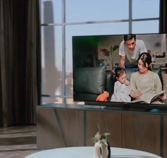 Huawei Vision: smart TVs da Huawei chegam com HarmonyOS e câmera pop-up 4