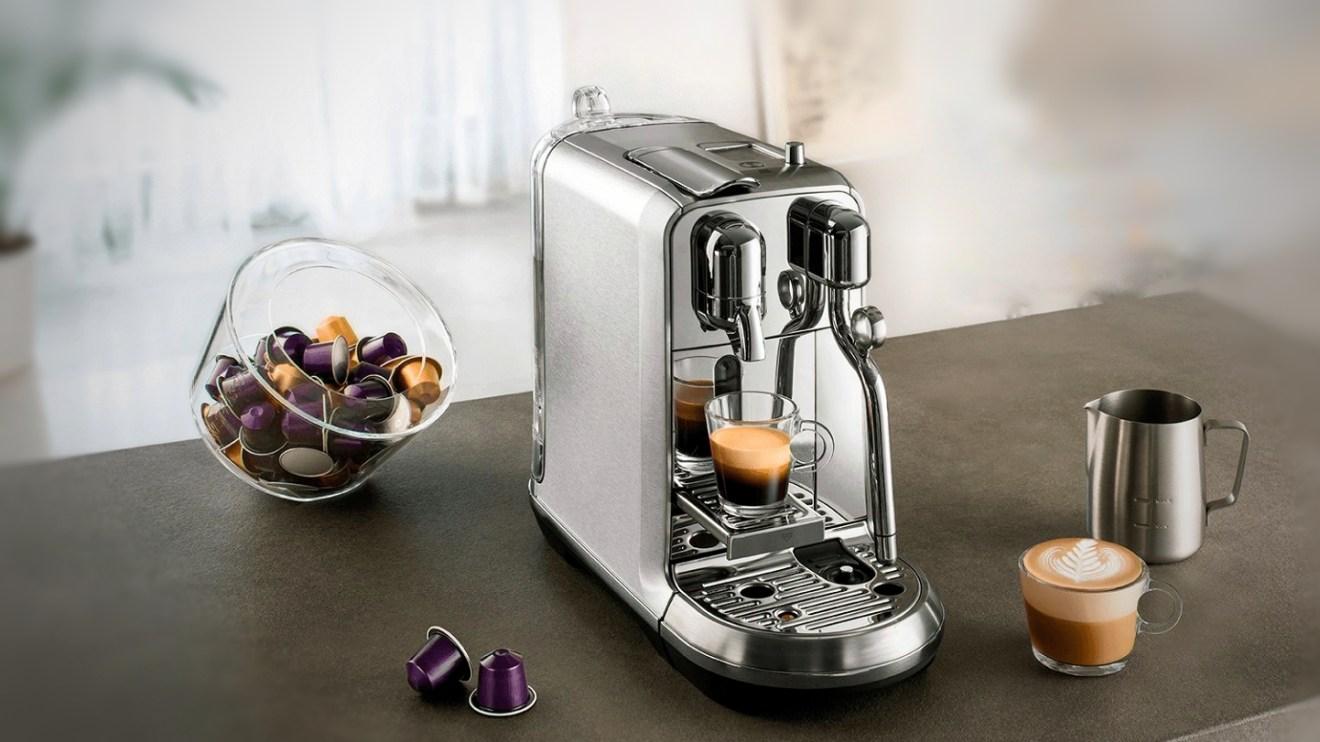 REVIEW Nespresso Creatista Plus dá o toque final ao seu espresso