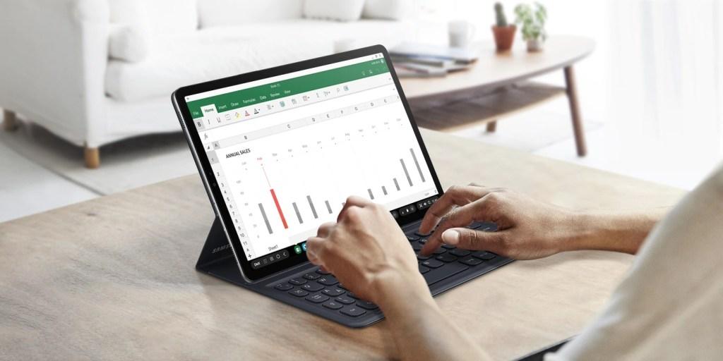 "Samsung DeX é o modo ""desktop"" do Galaxy Tab S5e"