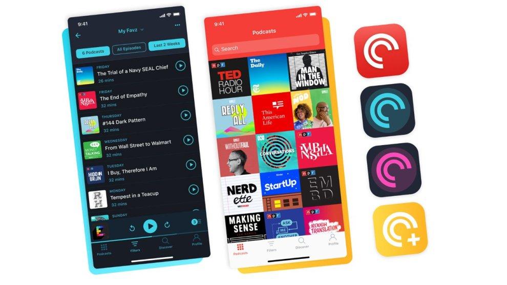 Pocket Casts está gratuito para android e ios