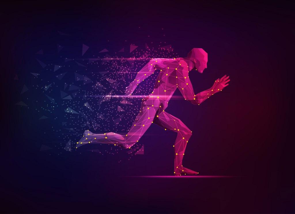 3d athlete tracking (3dat) da intel nos jogos olímpicos de tóquio em 2020.