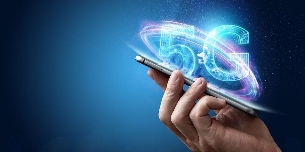 Toda essa tecnologia foi possível graças aos avanços da conectividade 5G