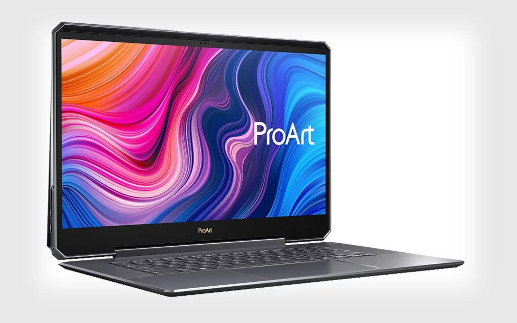 Asus ProArt StudioBook One na IFA 2019