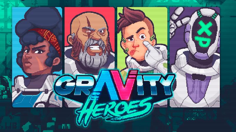 BGS - Gravity Heroes