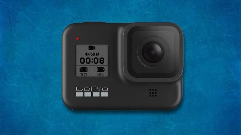 A Nova GoPro Hero 8 Black é mais estável e está mais potente do que antes