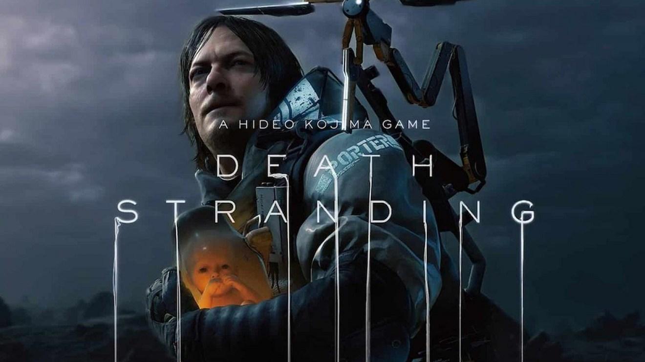Death Stranding - capa