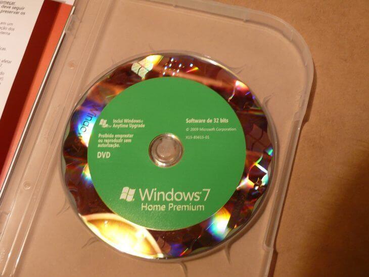 Windows 7: ele está entre nós 7