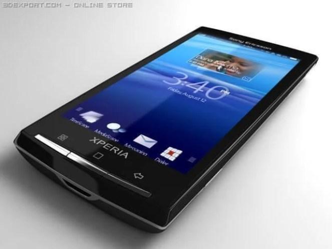 Sony Ericsson Xperia X3 Rachael (1)