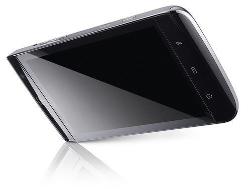 dell concept tablet angle - Dell Mini 5: Celular e Tablet