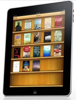 iPad Apple Tablet 3 - Debate: estamos caminhando para um mundo sem livros?