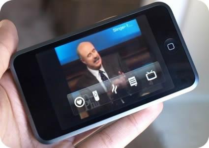 iphone tv - NET desenvolve aplicativo para assistir canais de televisão direto no iPhone e iPad