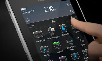 BlackBerry BlackTab playbook tablet RIM - Novo Tablet na jogada: RIM Playbook!