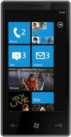 Windows Phone 7 259x500 - Windows Phone 7 não terá HTC Sense no começo