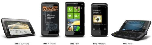 familia 1 500x150 - Famíla HTC Windows Phone 7