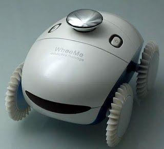 WheeMe-Robo massageador showmetech2