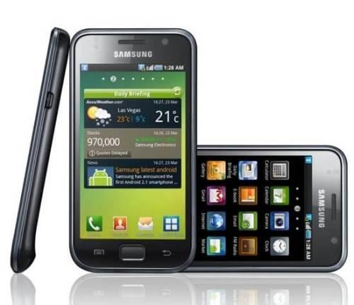 galaxy s 500x432 - Guia Showmetech: os melhores smartphones para este Natal – 2010