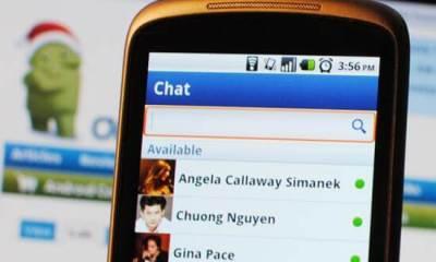"new facebook chat - Facebook marca evento para mostrar ""sua nova casa"" no Android"