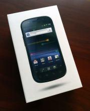 nexus s box 224x300 - Review: Samsung Nexus S (Primeiras impressões)