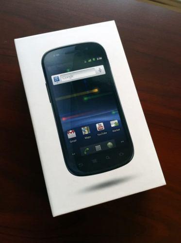 nexus s box 373x500 - Vídeo: Nexus S unboxing